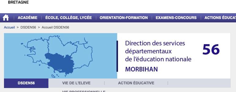 Entretiens de carrière et inspections pour les enseignants bilingues du 1er degré du Morbihan … en français seulement !