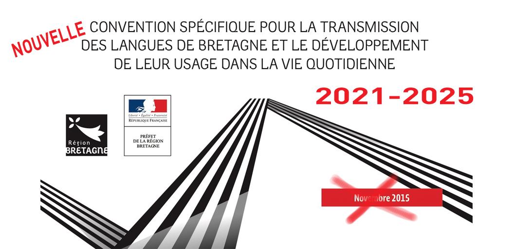 Kenemglev Stad-Rannvro 2021-2025 evit an treuzkas yezhoù Breizh : kinnigoù d'ar rannvro